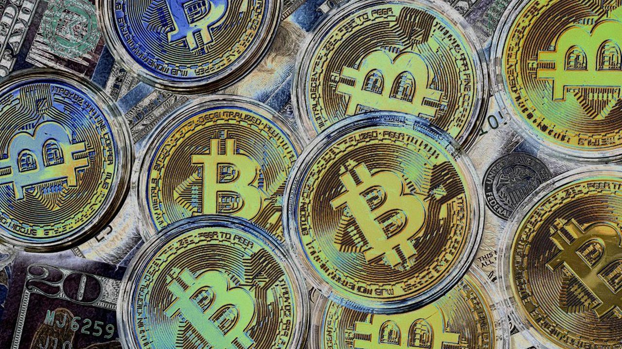 Propulsé à 40.000 dollars, le bitcoin entraîne avec lui toute la galaxie des cryptos