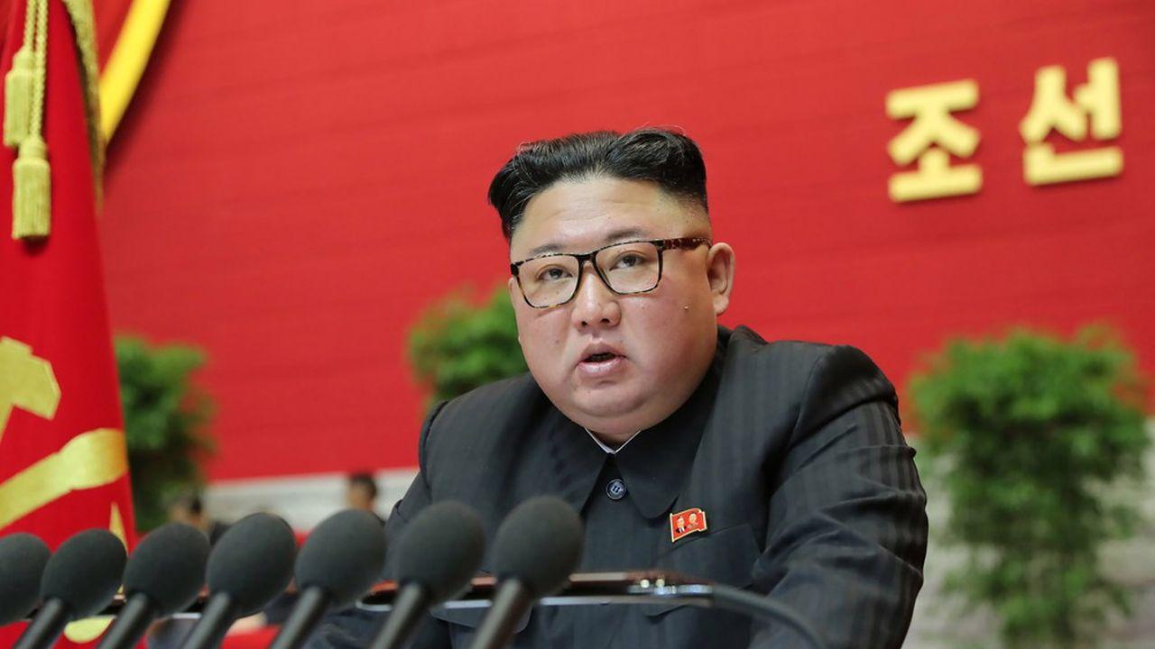 Corée du Nord: Kim promet de renforcer les capacités de défense