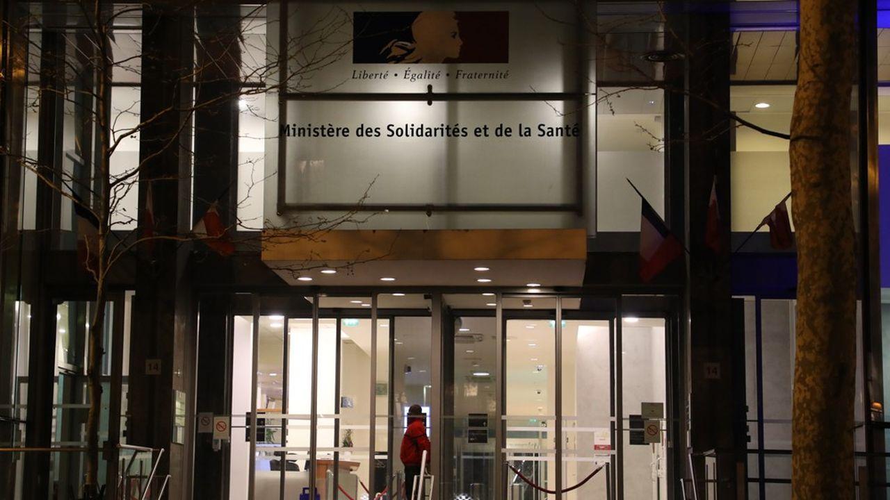 C'est début décembre que le ministère de la Santé a sollicité le cabinet McKinsey dans le cadre d'un contrat attribué en 2018 par la DITP.