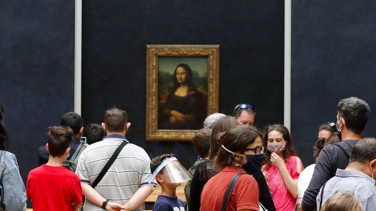 En 2020, fini les attroupements devant Mona Lisa.