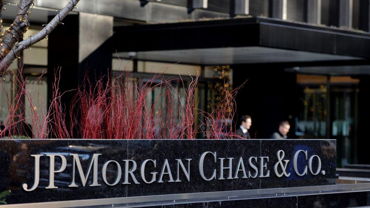 Le PDG de JP Morgan avait fermement condamné les violences survenues à Washington.