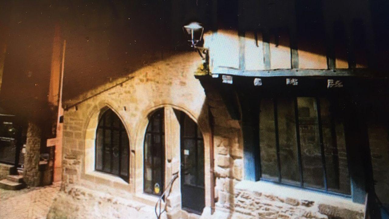 25% des lanternes de la villes sont équipées de LED.