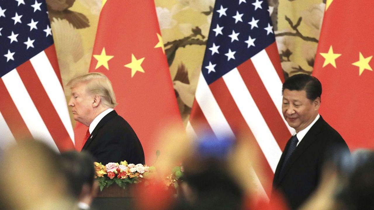 Comme chaque fois que les Etats-Unis prennent une position en faveur de Taïwan, Pékin hausse le ton et menace de représailles.