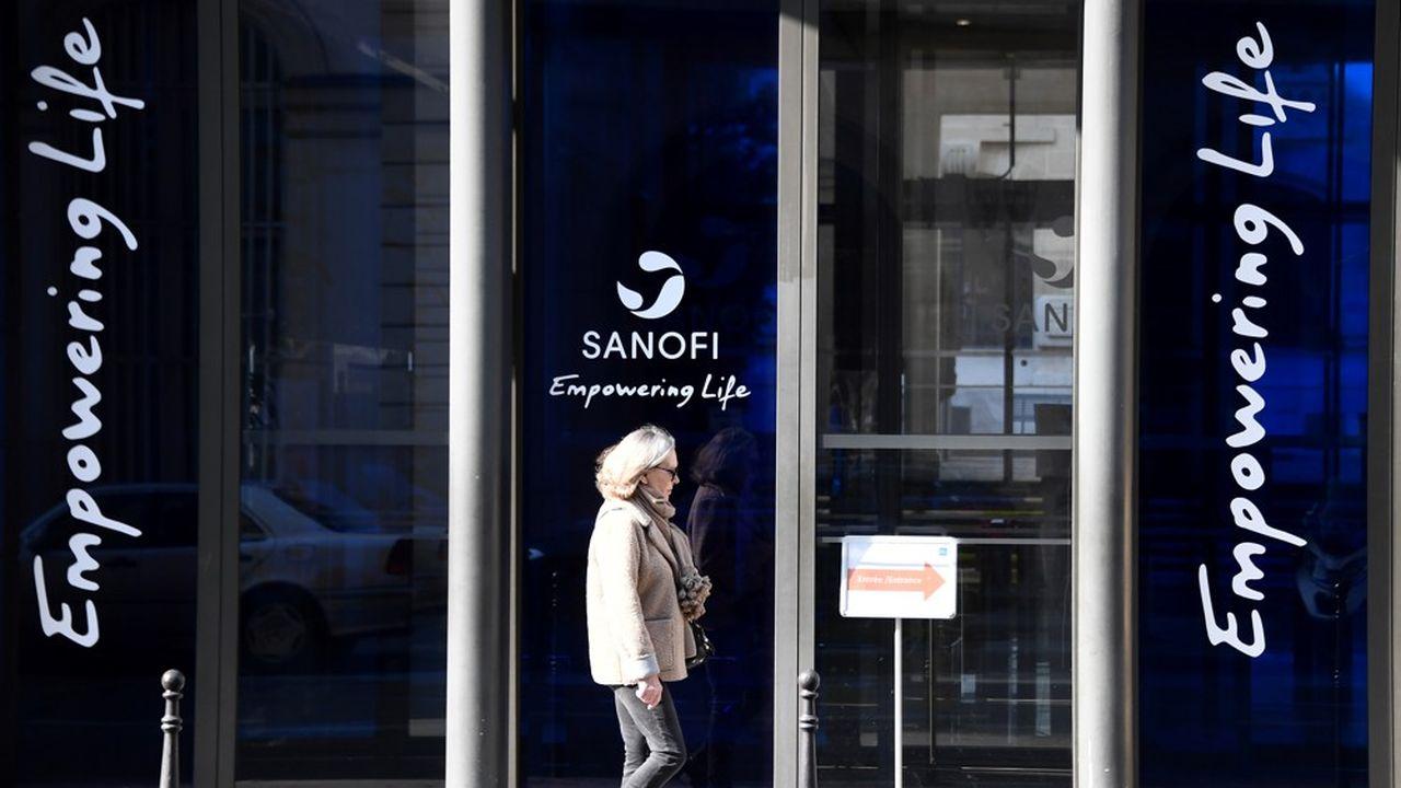 Sanofi rachète Kymab, pour un montant qui pourra atteindre 1,45milliard de dollars (1,1milliard dans l'immédiat).
