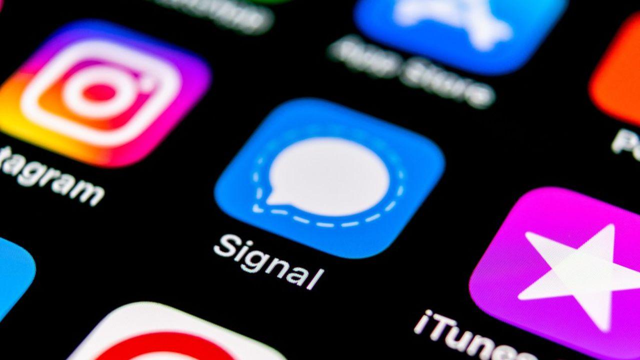 Nouvelles règles de WhatsApp: gros succès de sa concurrente, l'application Signal