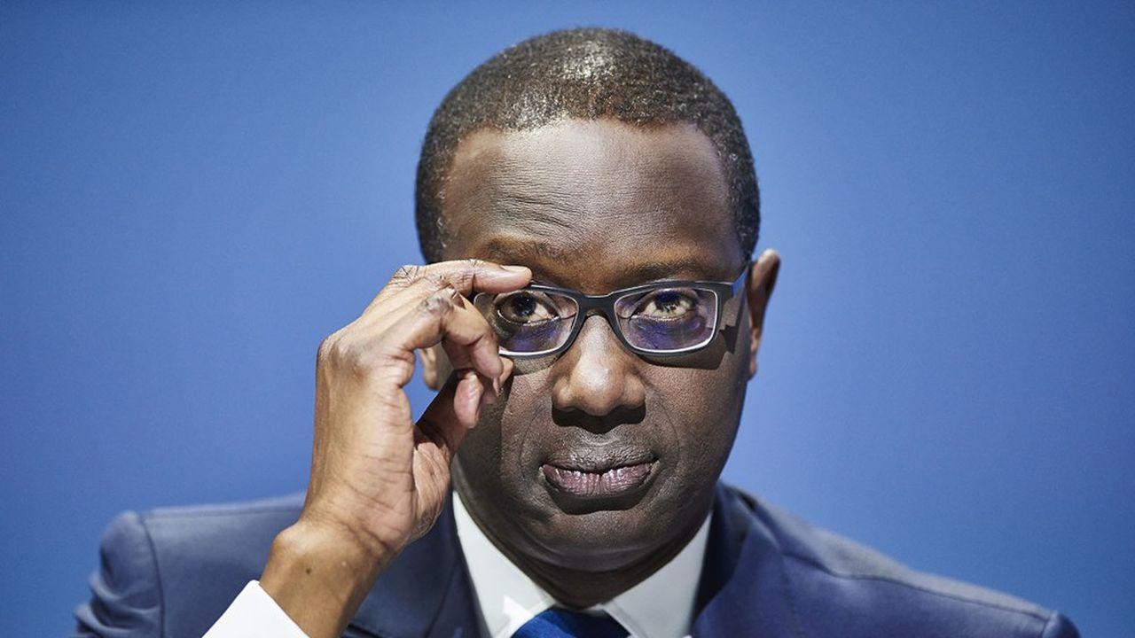 Tidjane Thiam a été dirigeant du Credit Suisse de 2015 à 2020.