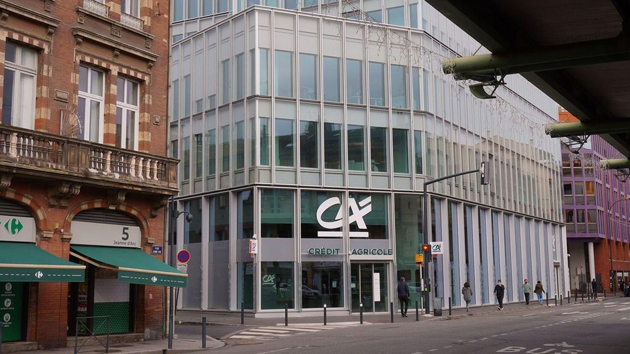 Le banche regionali di Crédit Agricole detengono il 55,9% di Crédit Agricole SA attraverso SAS Rue la Boétie.