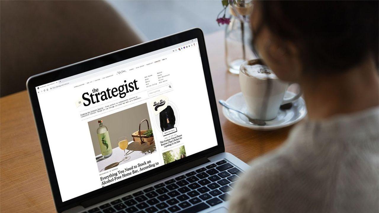 The Strategist du « New York Magazine », Wirecutter du « New York Times » et Indybest de « The Independent », sont des exemples d'efforts aboutis dans les contenus dédiés au shopping.