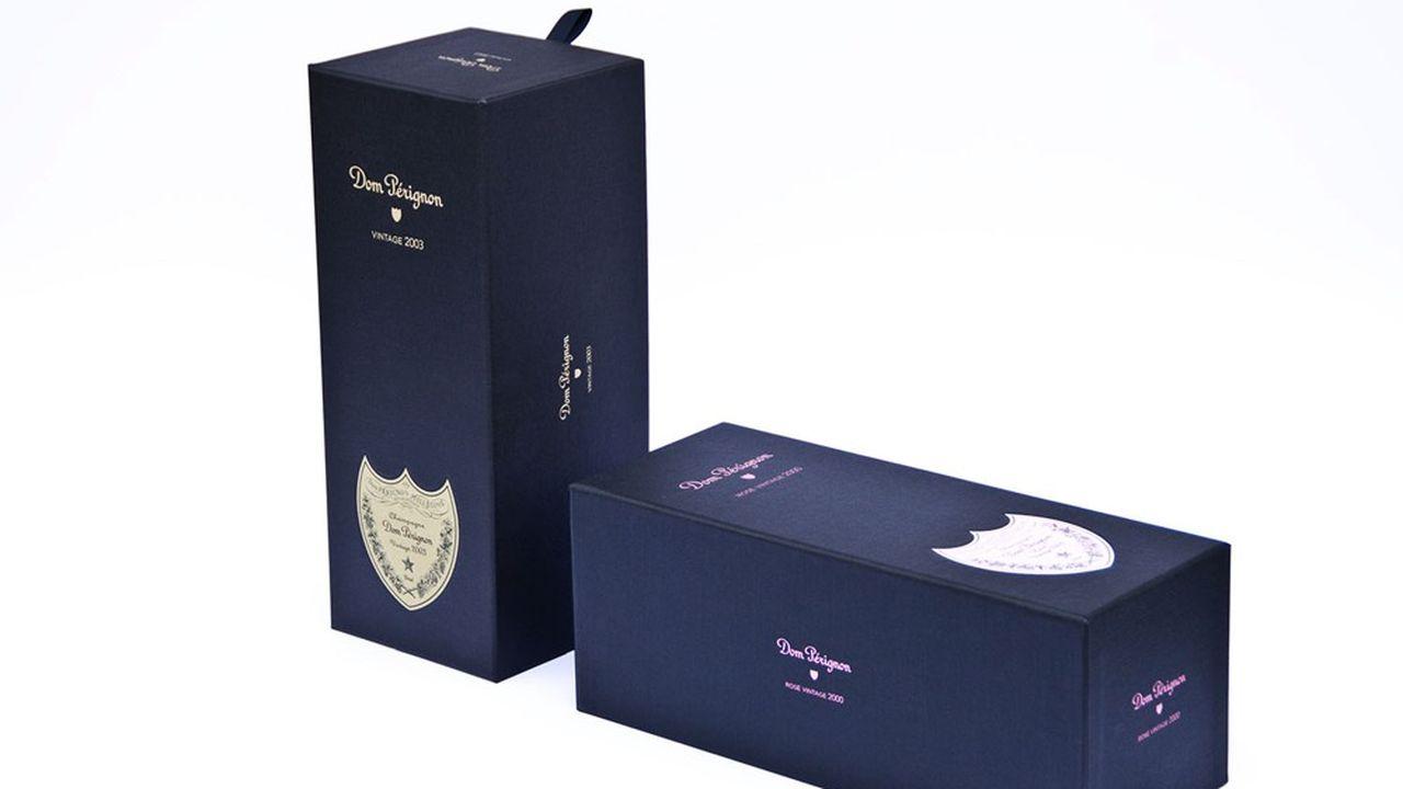La PME est une référence dans la fabrication d'emballages secondaires pour l'industrie du parfum et de la cosmétique, mais aussi des champagnes, whiskys et cognacs.