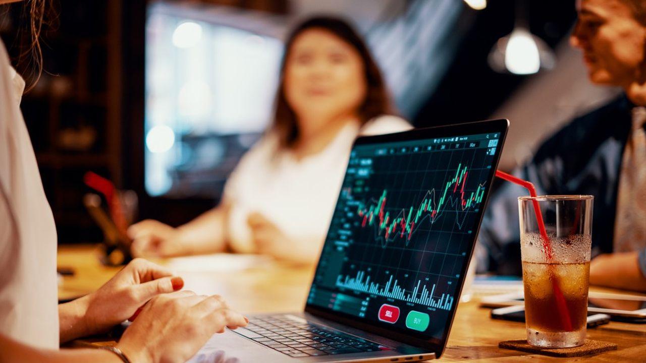 Les logiciels informatiques reste le secteur chouchou des investisseurs, avec 1,42 milliard d'euros récoltés en 140 opérations.