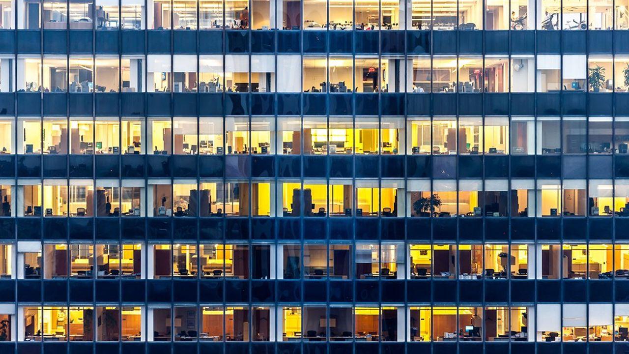 Le développement du télétravail aura un impact sur l'immobilier de bureaux.
