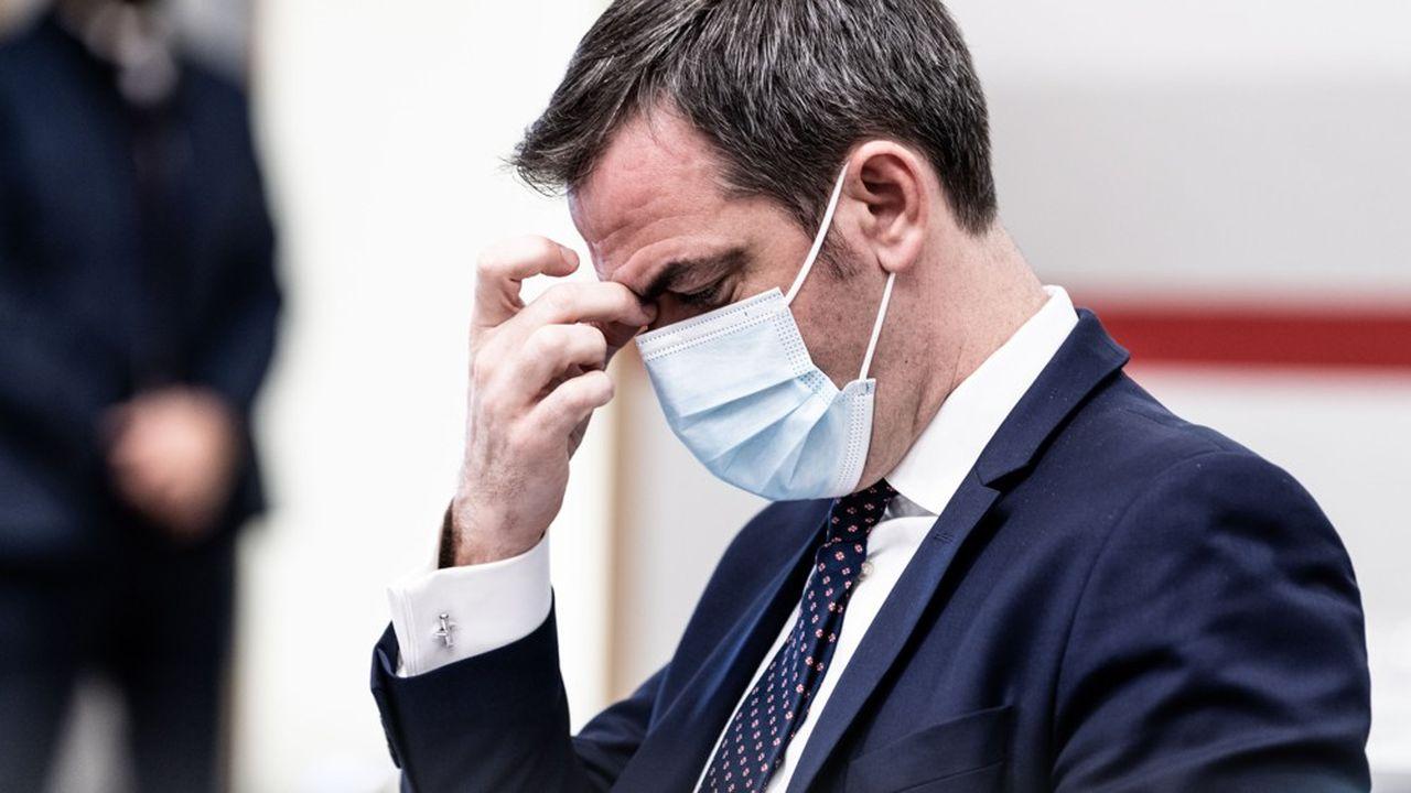 «Il n'y a pas de région qui concentrerait de nombreux cas» de ce variant, a indiqué Olivier Véran devant la commission des affaires sociales du Sénat.