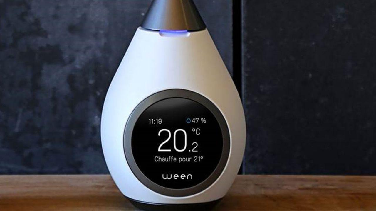 Le thermostat connecté de Ween passe aux mains du groupe Atlantic