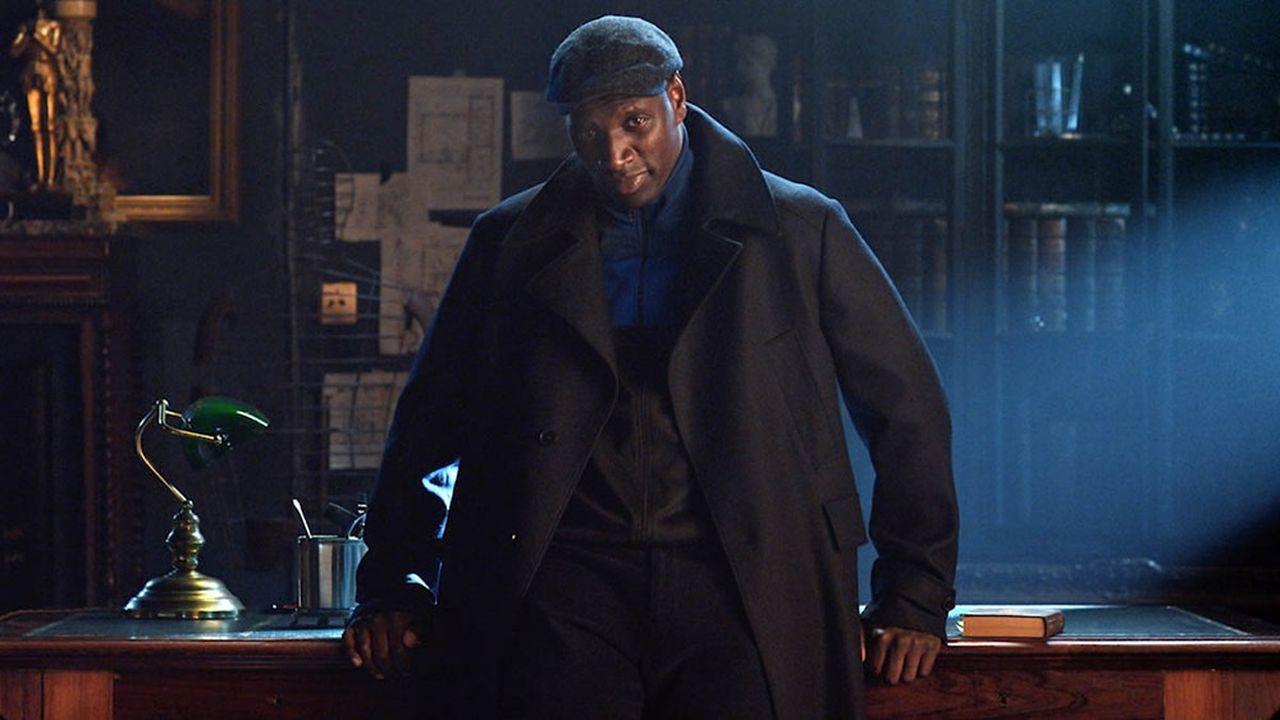 La série met en scène Omar Sy aux côtés d'autres grands noms du cinéma comme Ludivine Sagnier et Clotilde Hesme.