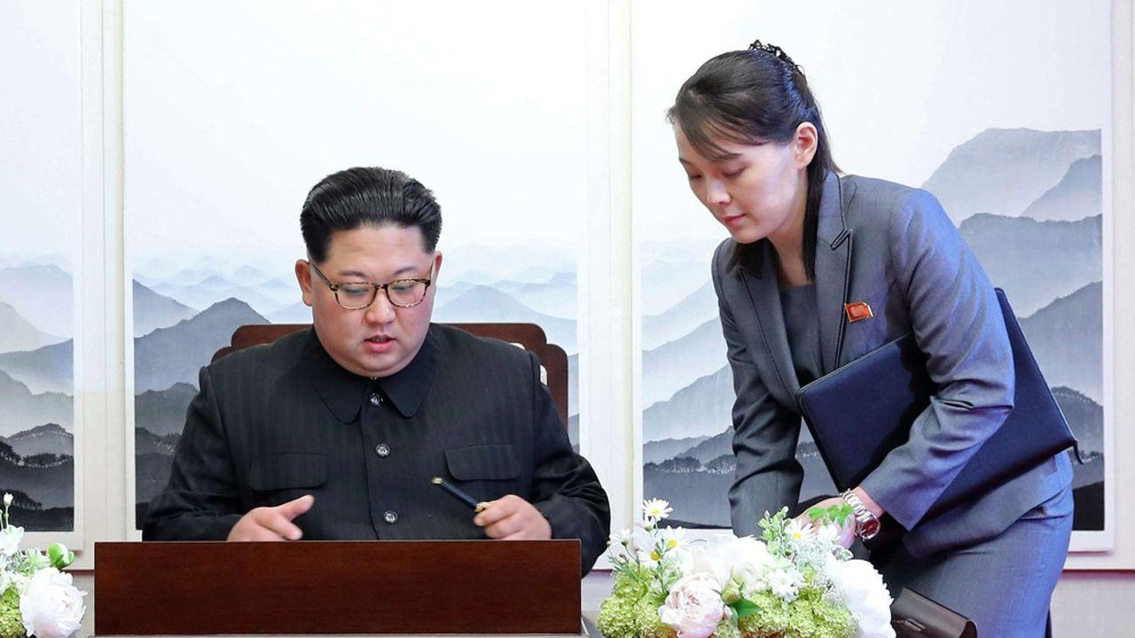 Si elle n'a pas été promue cette fois-ci, la soeur de Kim Jong-un, a vertement critiqué l'attitude de la Corée du Sud