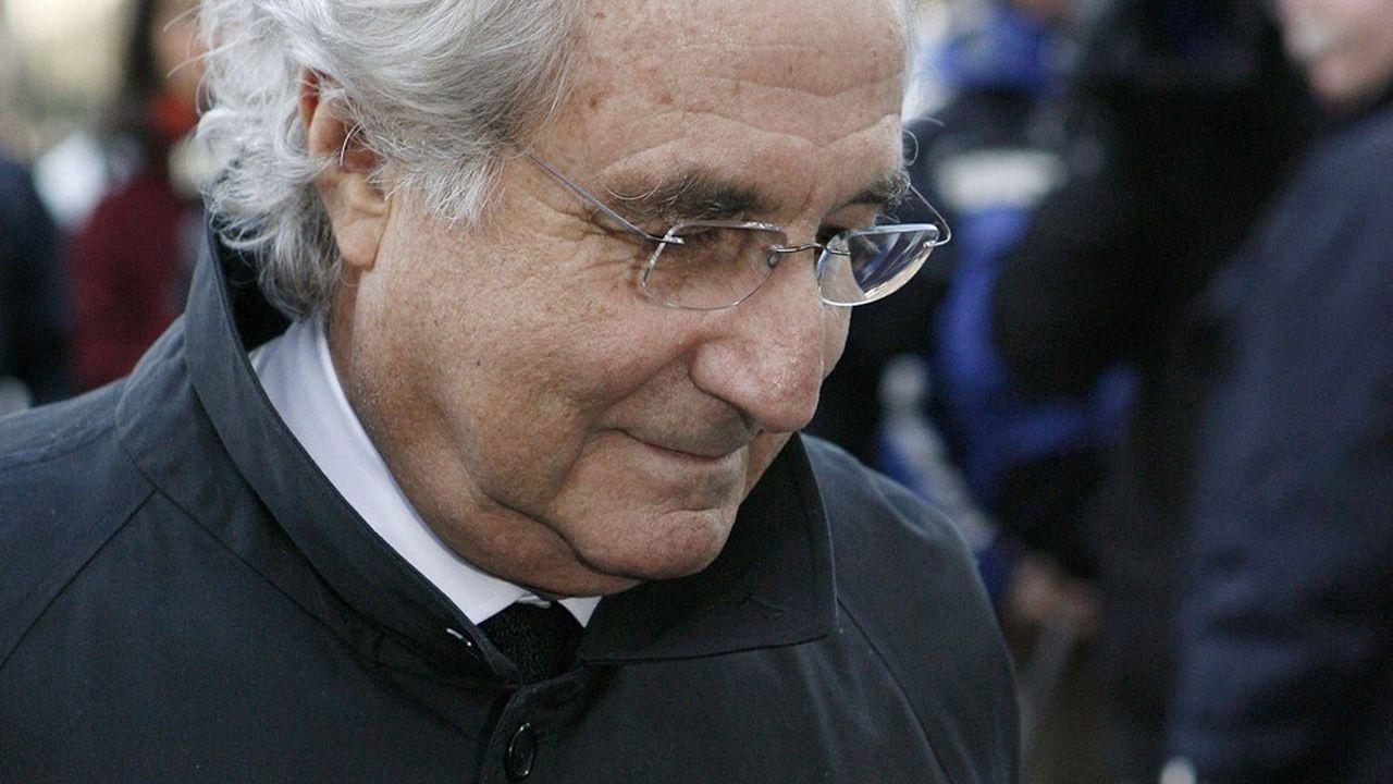 Les émules de l'escroc Bernard Madoff ont causé 1milliard de dollars de pertes aux Etats-Unis en 2020.