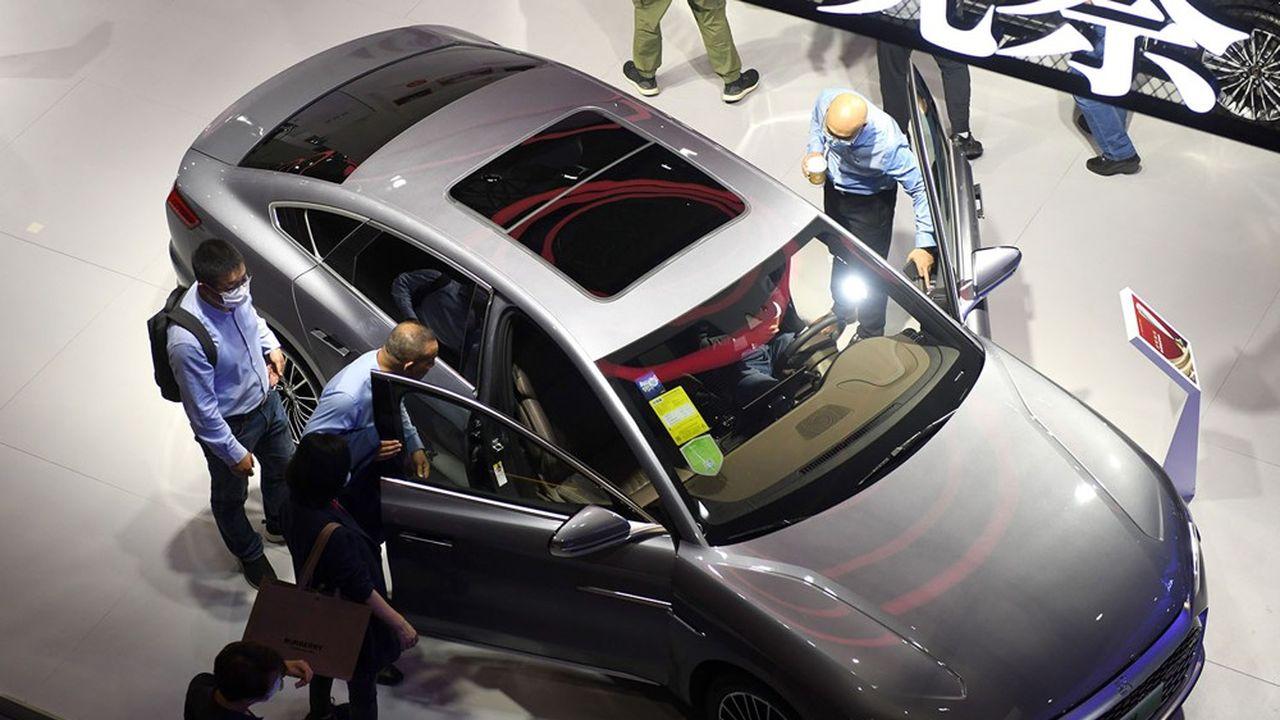 Décembre a marqué une augmentation des ventes de 6,4% en Chine par rapport à l'année précédente, soit le neuvième mois consécutif de hausse.