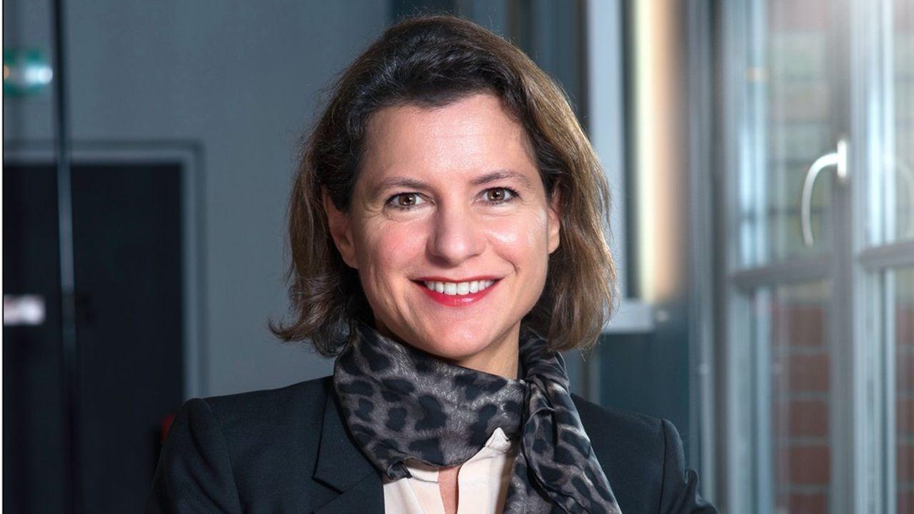 Catherine MacGregor a été nommée directrice générale d'Engie en octobre. Elle succède à Isabelle Kocher, évincée par le conseil d'administration en février2020.