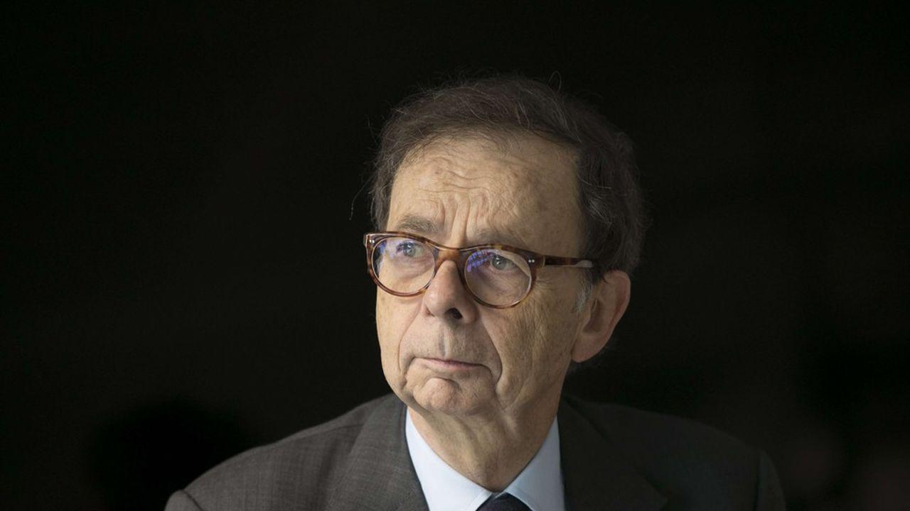Louis Schweitzer.