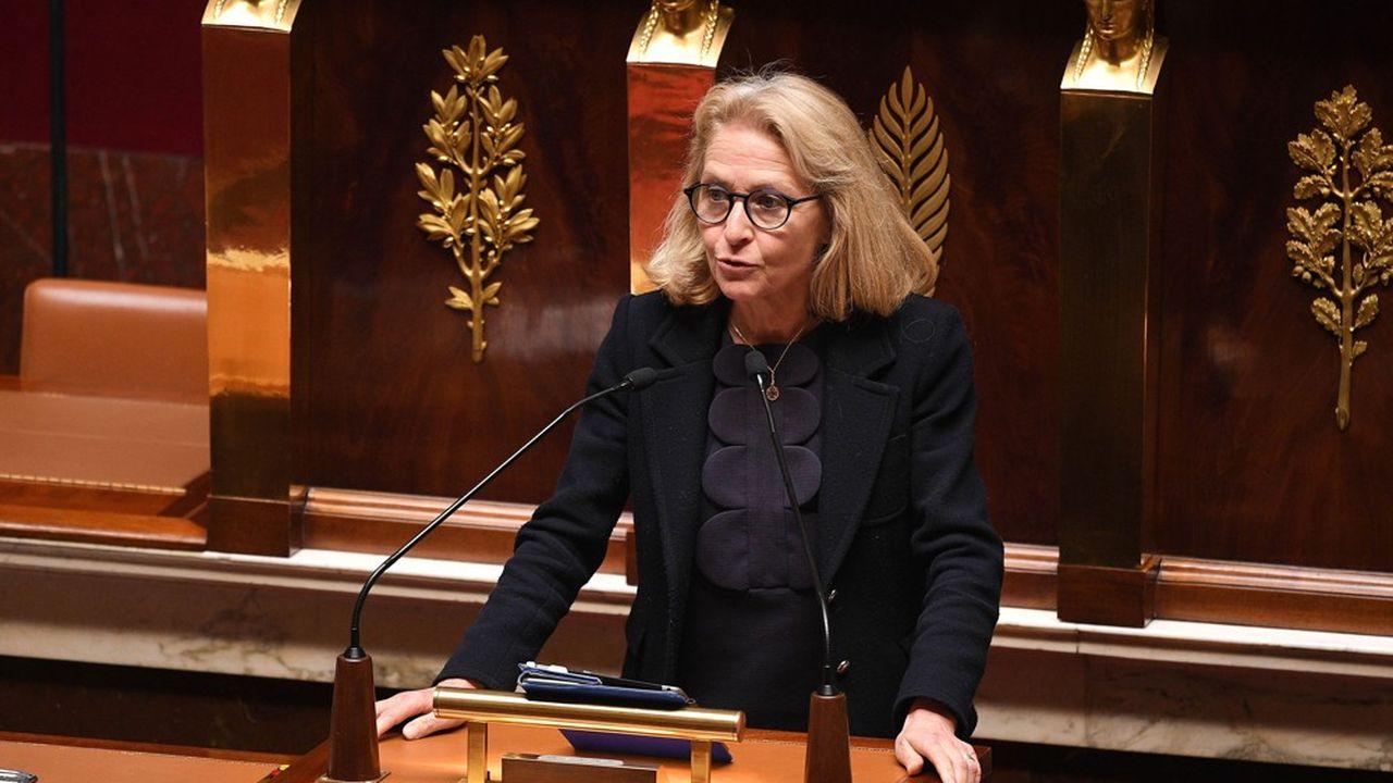 Laure de La Raudiere a été choisie par Emmanuel Macron pour présider le gendarme des télécoms