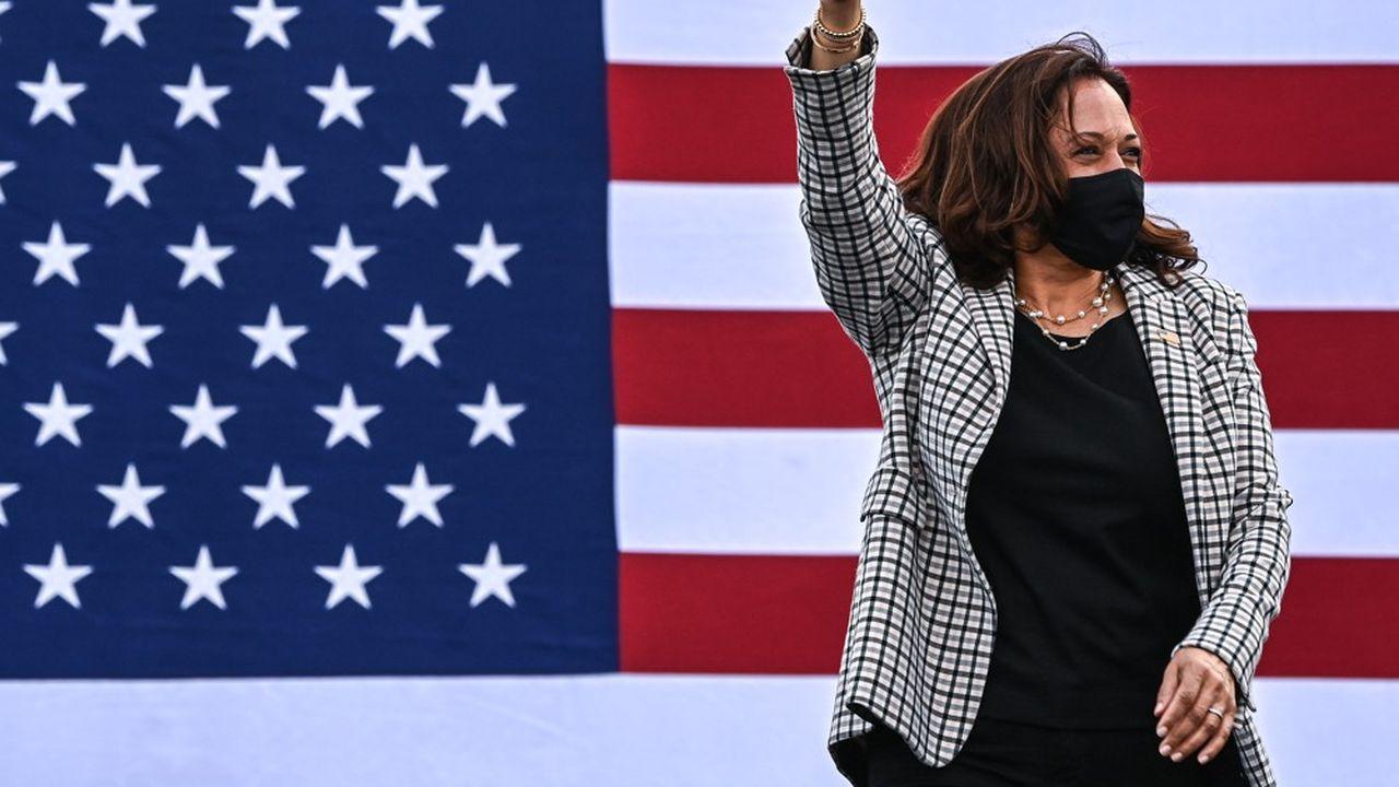 Kamala Harris, à l'octobre 2020.