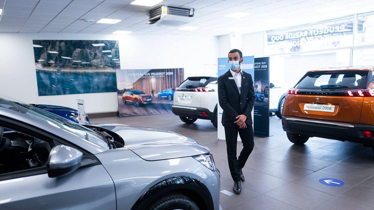 La Maison Peugeot a été pénalisée par son exposition quasi totale au marché européen, et par sa quasi-disparition du marché chinois.
