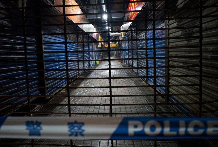 Le marché de Huanan a été fermé dès le 1erjanvier 2020.