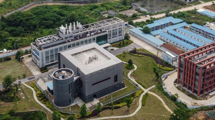 Le laboratoire P4 de l'Institut de virologie de Wuhan.