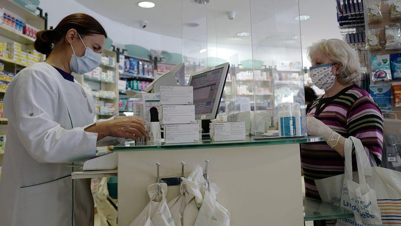 Les quantités disponibles de vaccins sont encore trop faibles pour permettre de fournir les pharmacies.