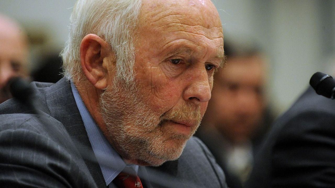 James Simons quitte la présidence de Renaissance Technologies, qui a conçu le fonds le plus performant de l'histoire, le Medallion Fund en hausse de 76% en 2020