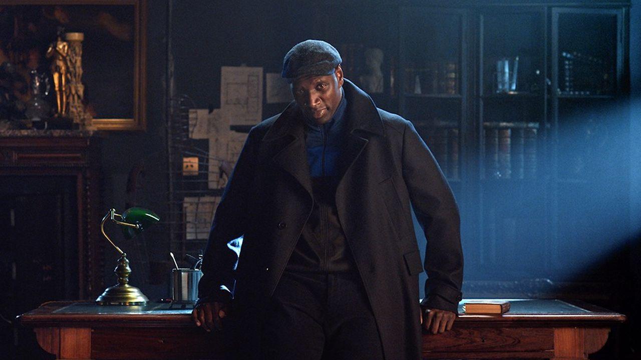 Dans « Lupin », Omar Sy incarne Assane Diop, un admirateur du célèbre gentleman cambrioleur.
