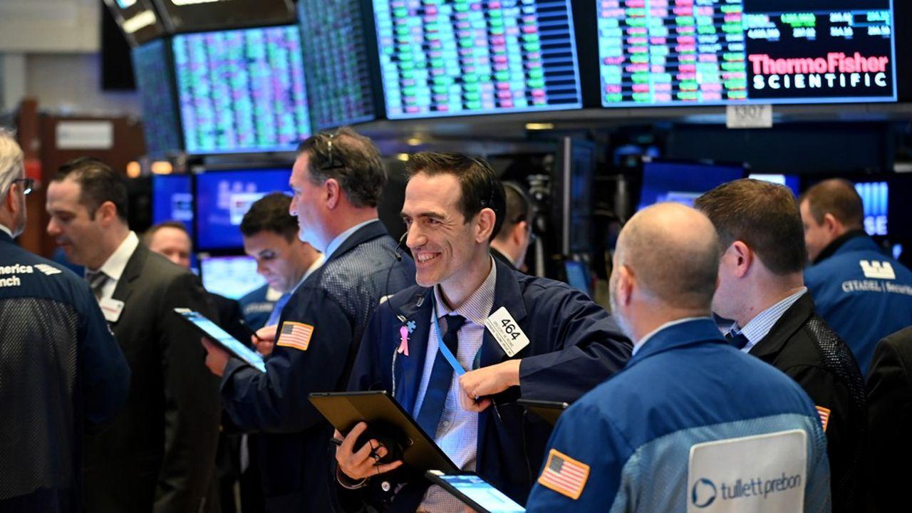 Depuis le début de l'année, le CAC 40 a pris 2,3% et le S&P 500 1,6%.