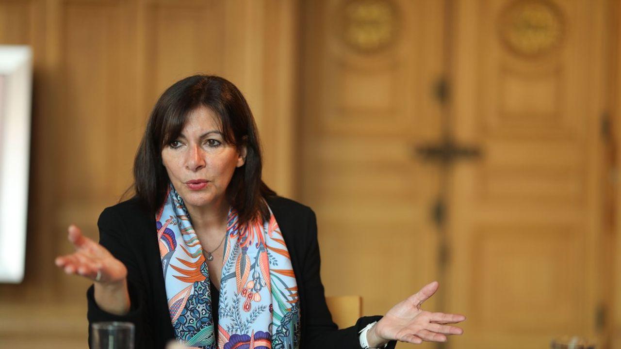 Anne Hidalgo, la maire de Paris, a détaillé la stratégie vaccinale dans la Ville face au Covid-19.