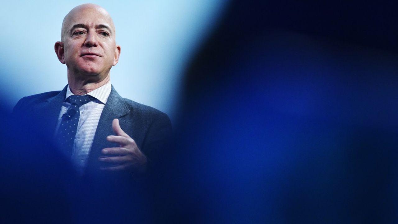 Jeff Bezos a créé Amazon en 1994 et la firme a aujourd'hui une capitalisation boursière de 1.570milliards de dollars à Wall Street