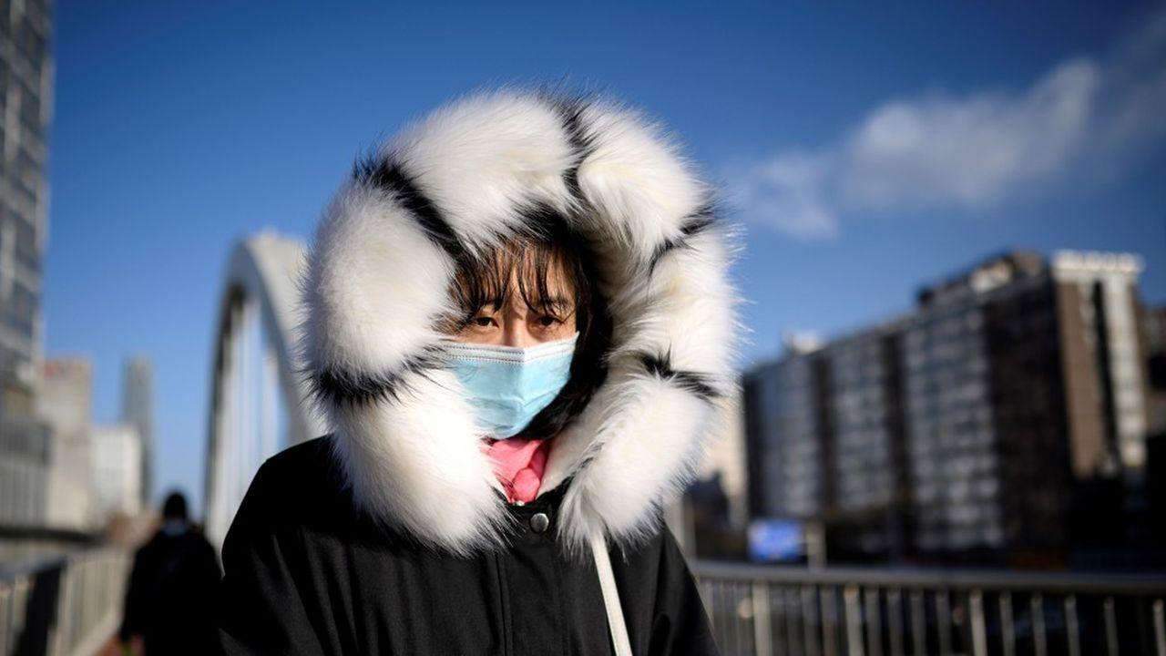 A Pékin, le thermomètre est descendu à -20 degrés en janvier. La capitale chinoise n'avait pas subi de températures aussi glaciales depuis les années 1960.