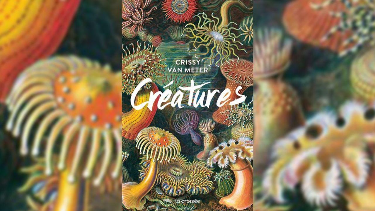 A l'image de sa chatoyante couverture reproduisant des espèces sous-marines, le roman de Crissy Van Meter est un modèle d'élégance et d'originalité.