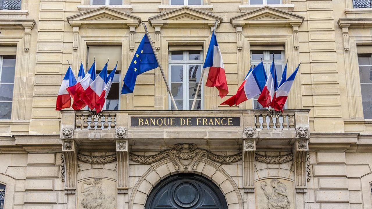 La Banque de France a limité les dégradations de notes d'entreprises en 2020