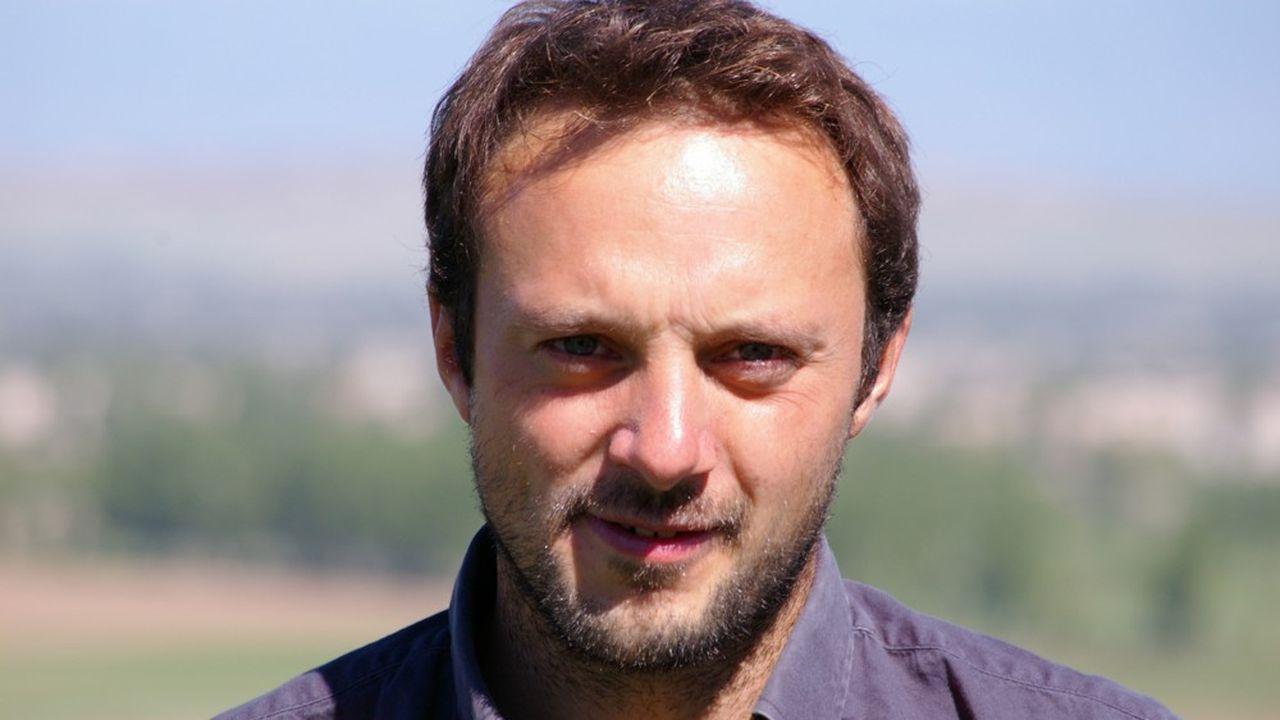 Alexandre Guillemot, président de Deepbloo.