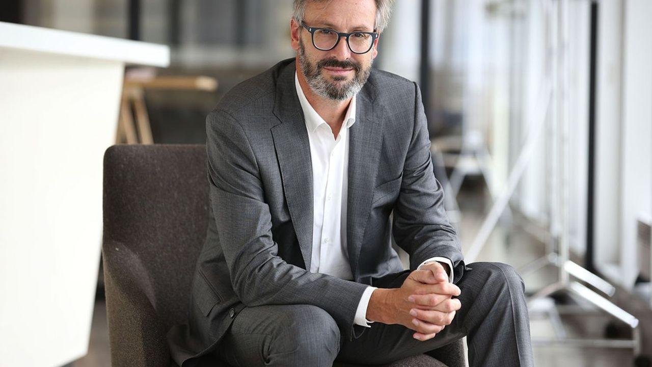 Pour Olivier Girard, le président d'Accenture France et Benelux, il s'agit notamment de construire une offre de soins et de services personnalisés.