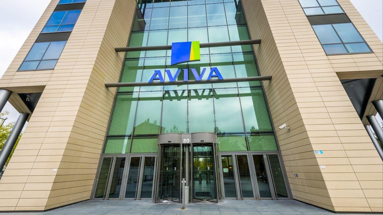 La Macif, Allianz-Athora, Generali et des fonds comme Eurazeo veulent racheter Aviva France.