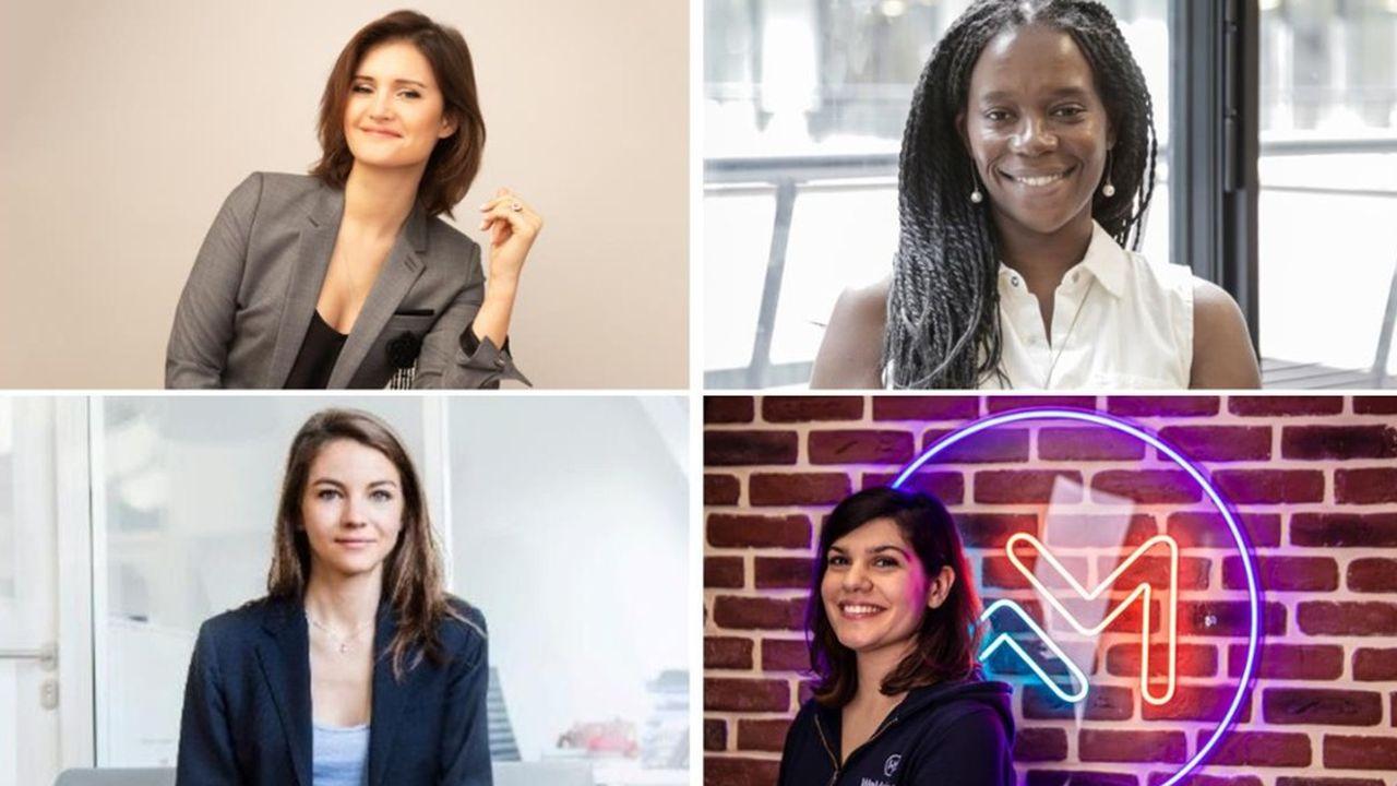 Qui sont les dix femmes de la French Tech à suivre en 2021 ?