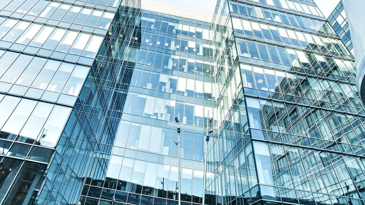 L'exposition des cinq principaux groupes bancaires français sur les professionnels de l'immobilier avait «fortement progressé pour atteindre 222milliards d'euros» à la fin 2019.