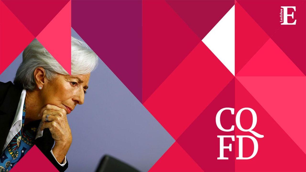 Christine Lagarde a déclaré qu'elle jugerait «préoccupant» que les pays de la zone euro soient contraints de maintenir des mesures de confinement au-delà du premier trimestre 2021.