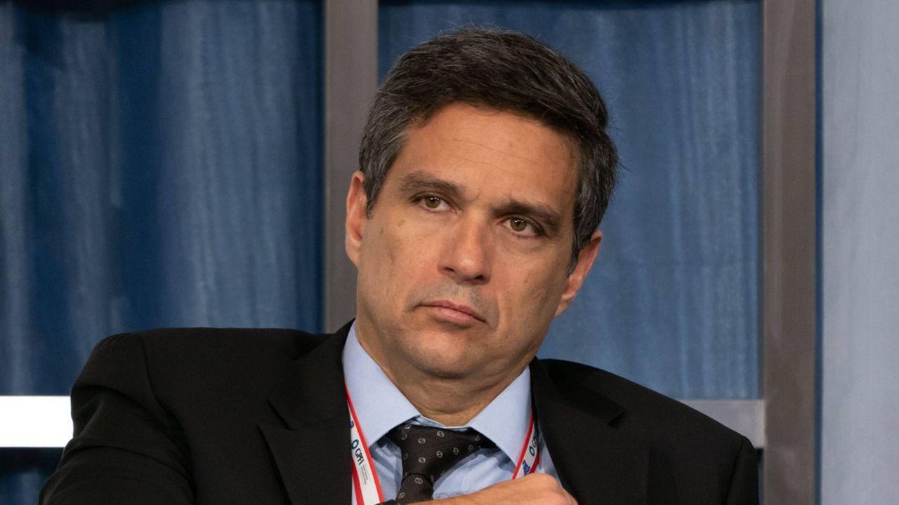 A l'écart des grandes polémiques politiques qui secouent l'administration Bolsonaro, Roberto Campos Neto, le président de la banque centrale brésilienne,inspire confiance aux investisseurs.