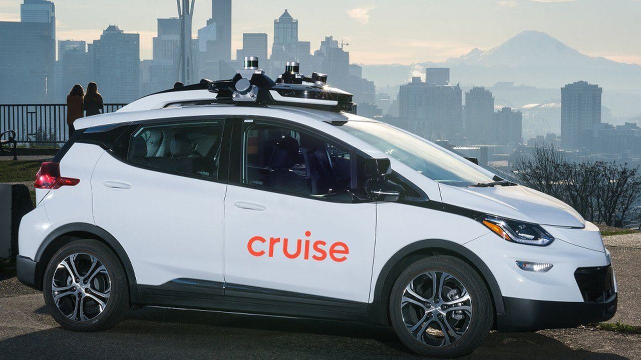 General Motors a prévu d'investir 27milliards de dollars d'ici 2025 dans les voitures autonomes.