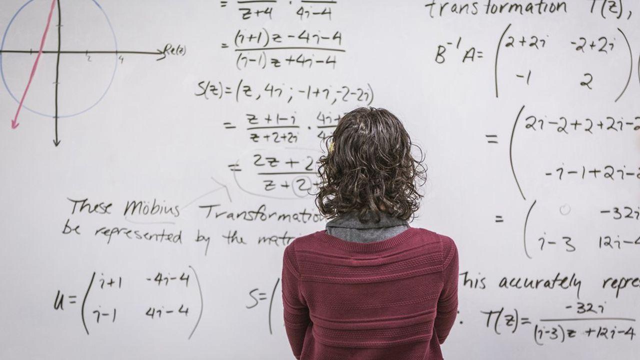 Seulement 42 % des étudiants sont des étudiantes dans les grandes écoles selon le rapport de l'IPP publié en janvier 2021.