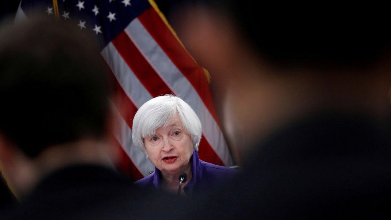L'ancienne conseillère économique de Bill Clinton, ancienne présidente de la Fed de San Francisco puis de la Réserve fédérale à Washington devrait devenir la première femme secrétaire au Trésor.