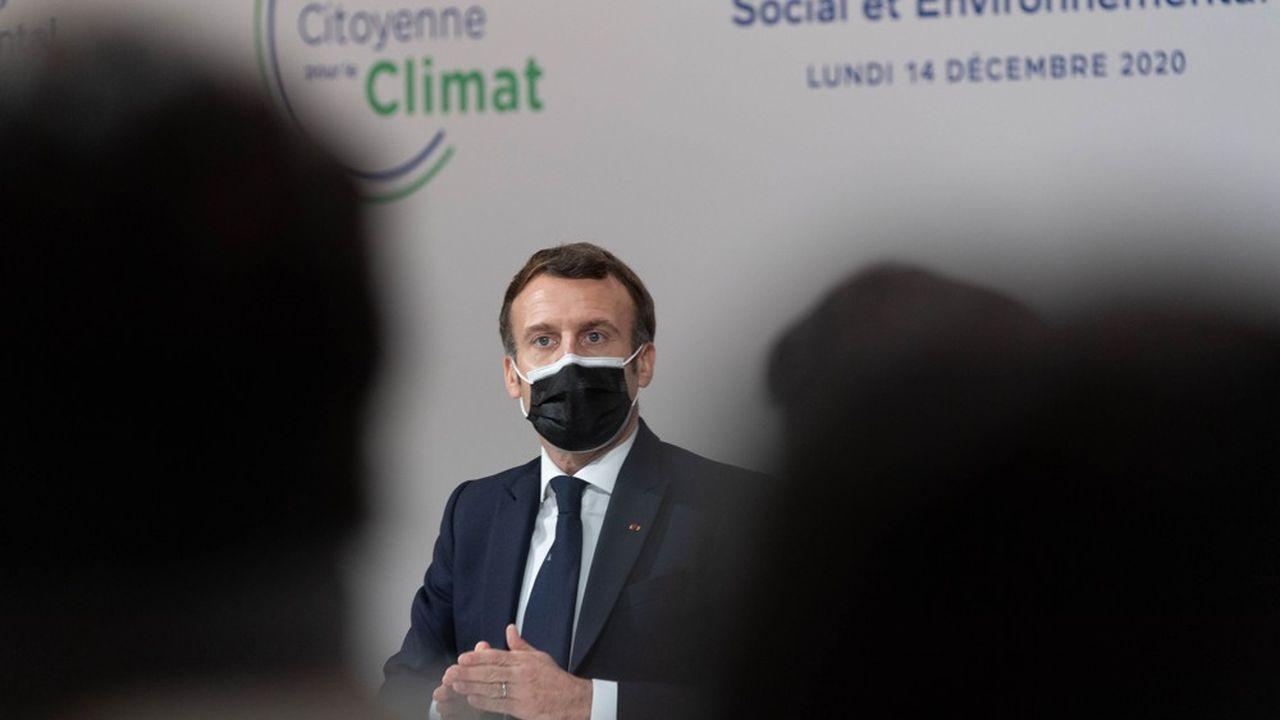 Dernière tentative pour Emmanuel Macron de réformer la Constitution, avec des chances de succès bien limitées.