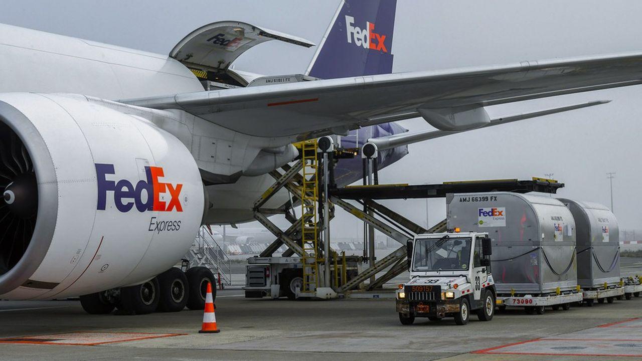 L'aéroport Charles de Gaulle, plateforme de fret FedEx Express, deviendra le hub européen majeur de l'américain.