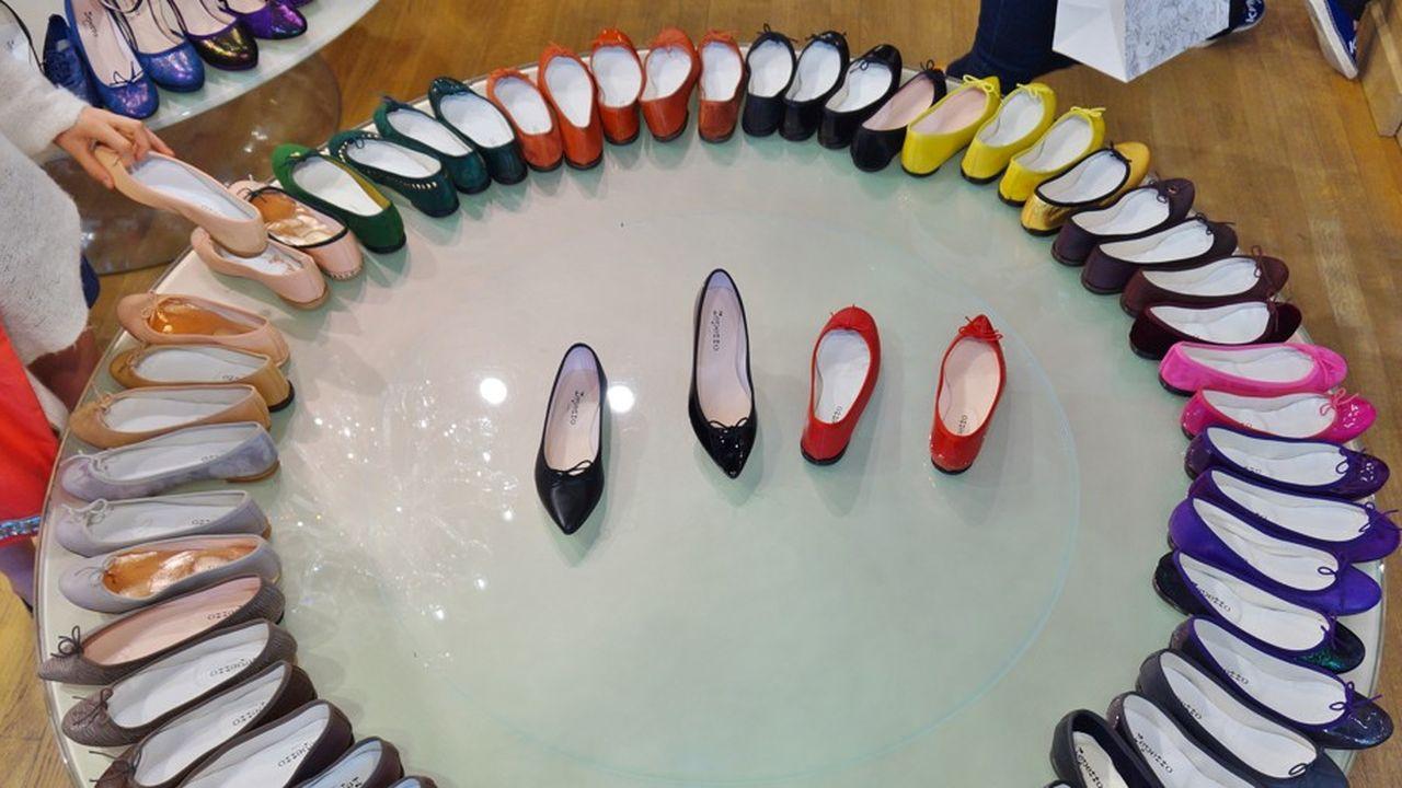 L'entreprise vend notamment à travers une vingtaine de magasins en propre, dont certains aux loyers très coûteux, et 60 boutiques à l'étranger.